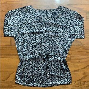Michael Kors Silk Tunic Top